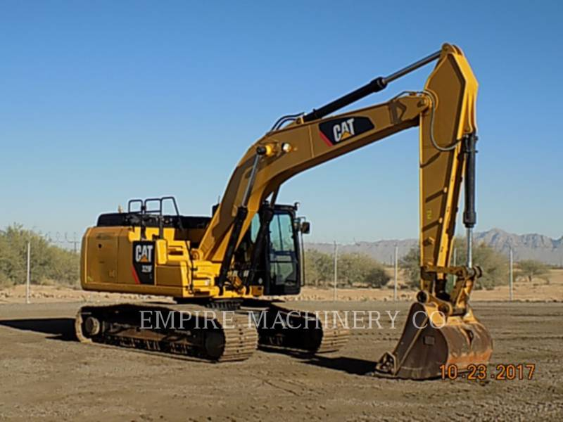 CATERPILLAR KETTEN-HYDRAULIKBAGGER 329FL equipment  photo 7