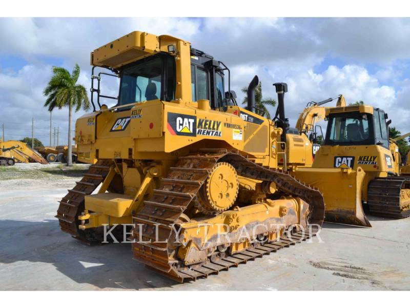 CATERPILLAR TRATORES DE ESTEIRAS D6TXWVP equipment  photo 3
