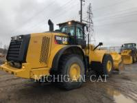 CATERPILLAR WHEEL LOADERS/INTEGRATED TOOLCARRIERS 980M LS equipment  photo 3