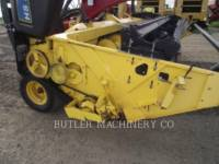 NEW HOLLAND MATERIELS AGRICOLES POUR LE FOIN H7150 equipment  photo 7