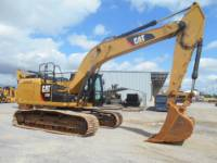 CATERPILLAR TRACK EXCAVATORS 329EL equipment  photo 18