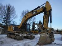 Equipment photo CATERPILLAR 349EL KETTEN-HYDRAULIKBAGGER 1