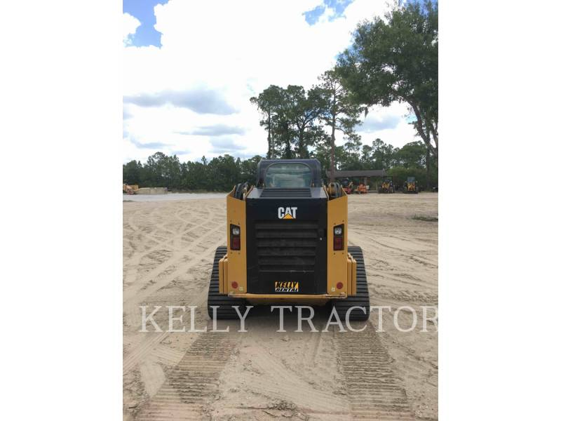 CATERPILLAR CHARGEURS TOUT TERRAIN 277D equipment  photo 5