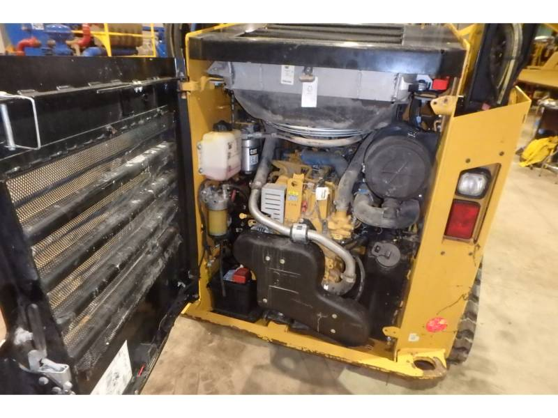CATERPILLAR DELTALADER 259D equipment  photo 12