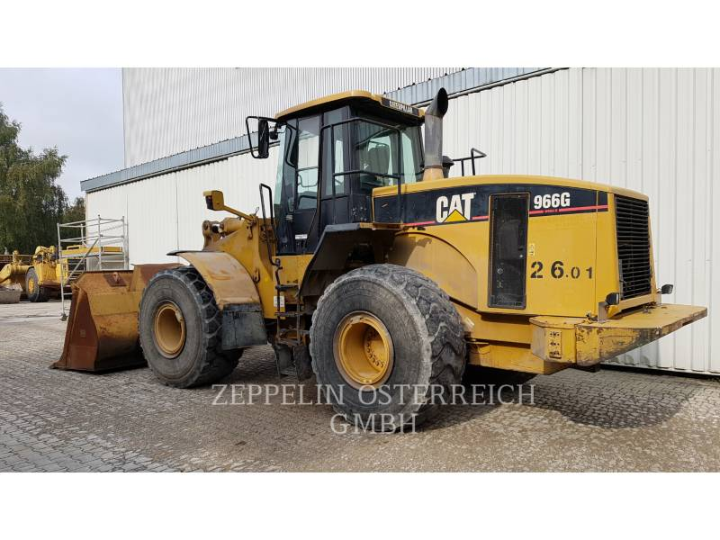 CATERPILLAR WHEEL LOADERS/INTEGRATED TOOLCARRIERS 966 G II equipment  photo 10
