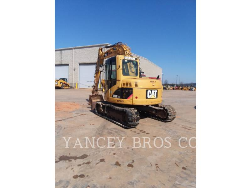CATERPILLAR EXCAVADORAS DE CADENAS 308C RUBER equipment  photo 3
