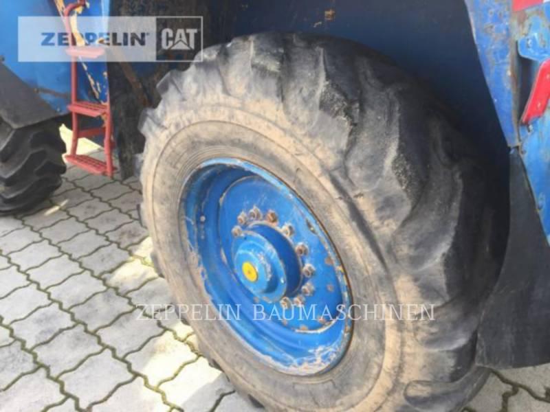 HANOMAG (KOMATSU) ŁADOWARKI KOŁOWE/ZINTEGROWANE NOŚNIKI NARZĘDZI 22C equipment  photo 18