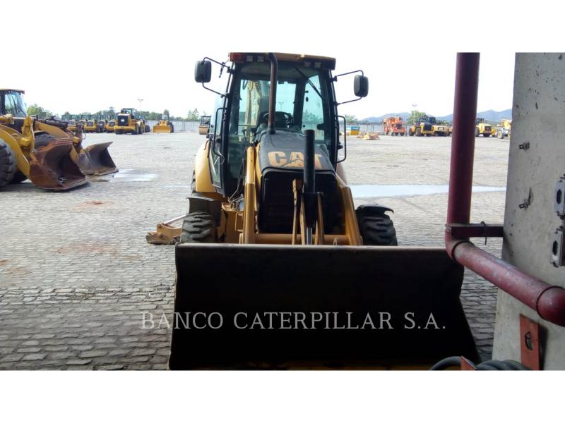 CAT TRADE-IN BACKHOE LOADERS 416E equipment  photo 8