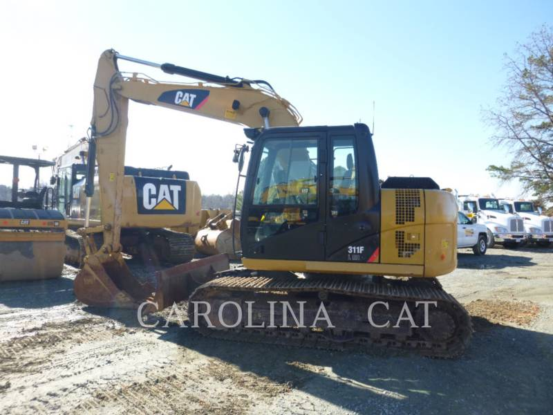 CATERPILLAR KETTEN-HYDRAULIKBAGGER 311FL RR equipment  photo 2