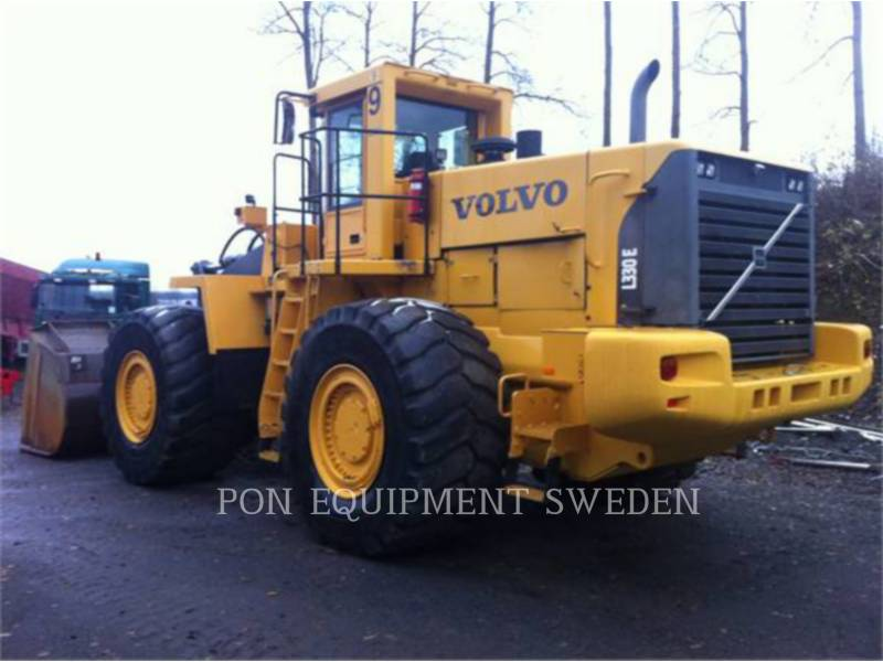 VOLVO CONSTRUCTION EQUIPMENT CHARGEURS SUR PNEUS/CHARGEURS INDUSTRIELS L330E equipment  photo 2