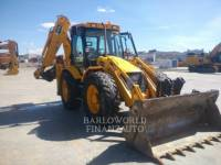 Equipment photo JCB 4CX CHARGEUSES-PELLETEUSES 1