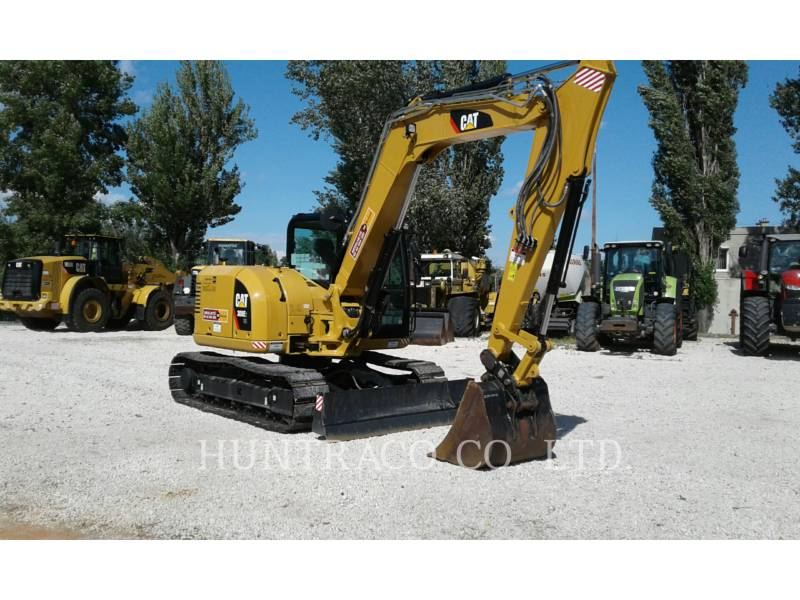 CATERPILLAR TRACK EXCAVATORS 308 E2 CR SB equipment  photo 1