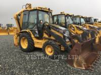 Equipment photo CATERPILLAR 428D BACKHOE LOADERS 1