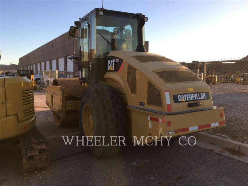 CATERPILLAR COMPACTADORES DE SUELOS CS74 equipment  photo 2