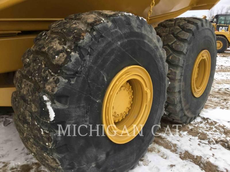 CATERPILLAR TOMBEREAUX ARTICULÉS 740 T equipment  photo 16