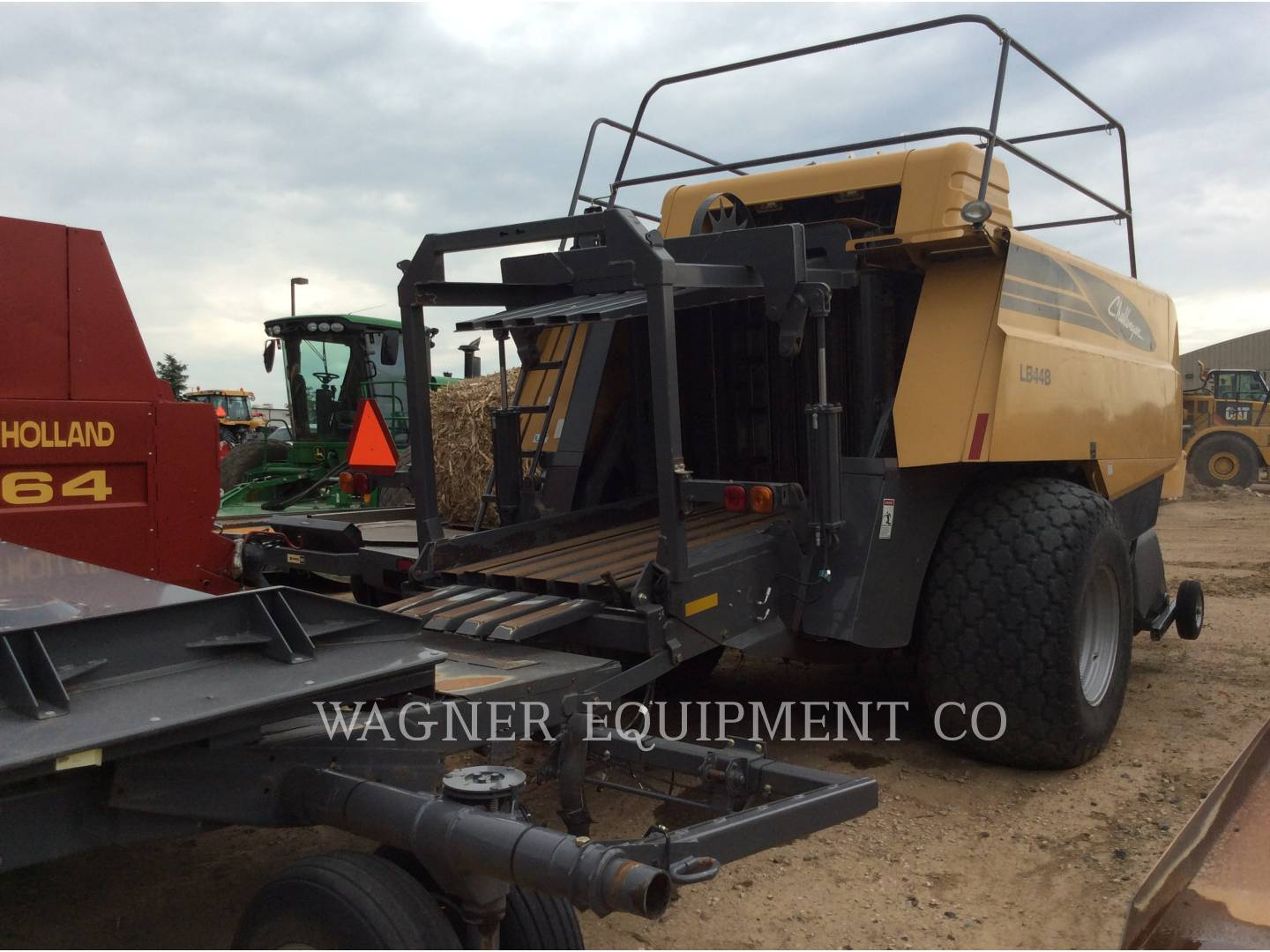Detail photo of 2008 AGCO LB44B from Construction Equipment Guide