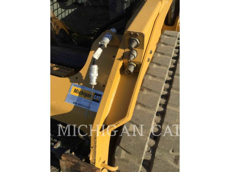 CATERPILLAR DELTALADER 289D equipment  photo 16