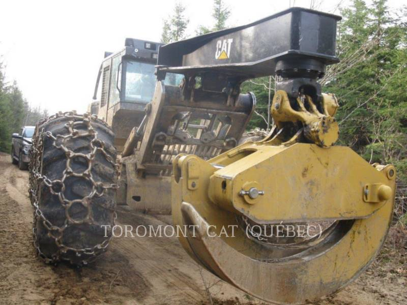 CATERPILLAR EXPLOITATION FORESTIÈRE - DÉBARDEURS 545C equipment  photo 6