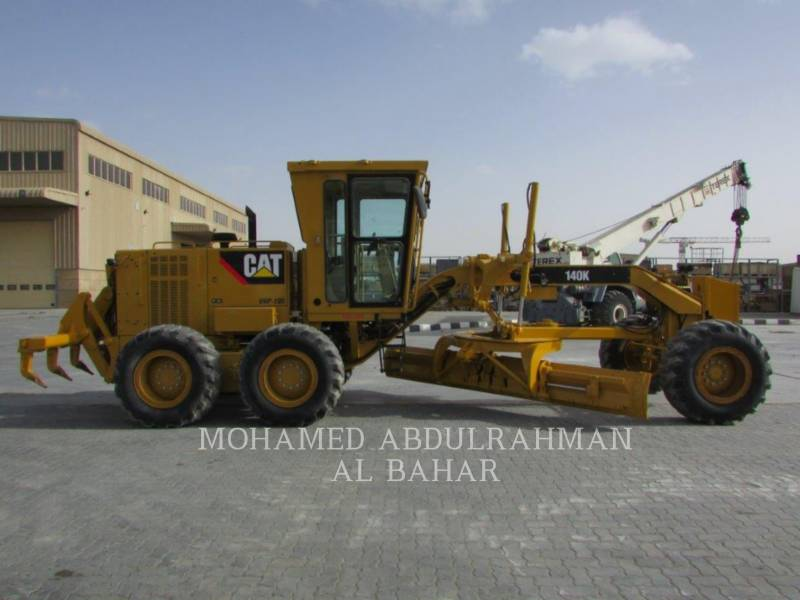 CATERPILLAR NIVELEUSES 140 K equipment  photo 6