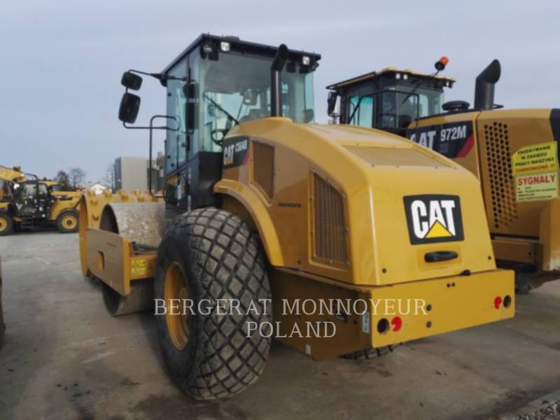 CATERPILLAR COMPACTEURS CS64B equipment  photo 5