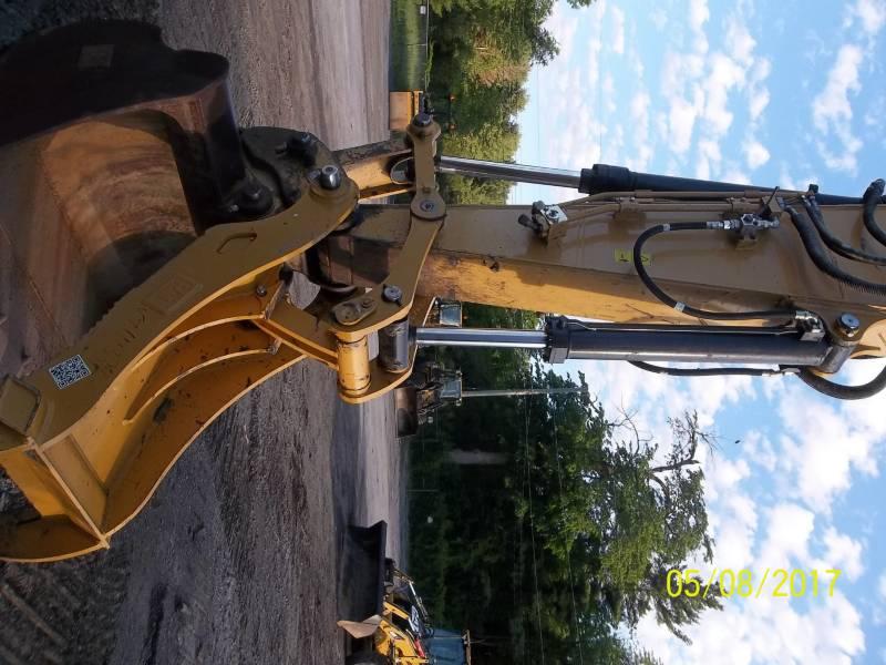 CATERPILLAR TRACK EXCAVATORS 320DLRR equipment  photo 4