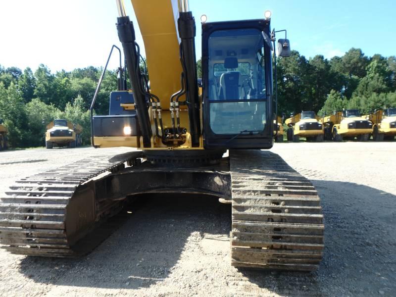 CATERPILLAR PELLES SUR CHAINES 336EL equipment  photo 6
