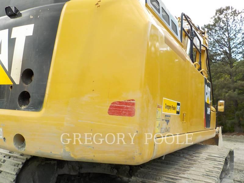 CATERPILLAR PELLES SUR CHAINES 349F L equipment  photo 12
