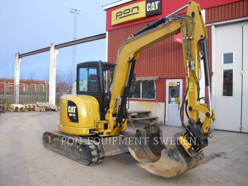 CATERPILLAR KETTEN-HYDRAULIKBAGGER 305.5 E CR equipment  photo 1