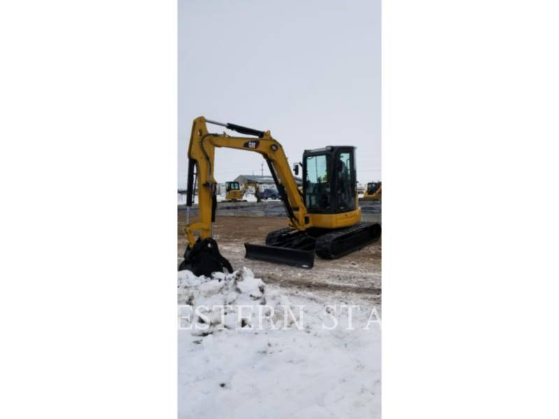 CATERPILLAR PELLES SUR CHAINES 305.5 E CR equipment  photo 2