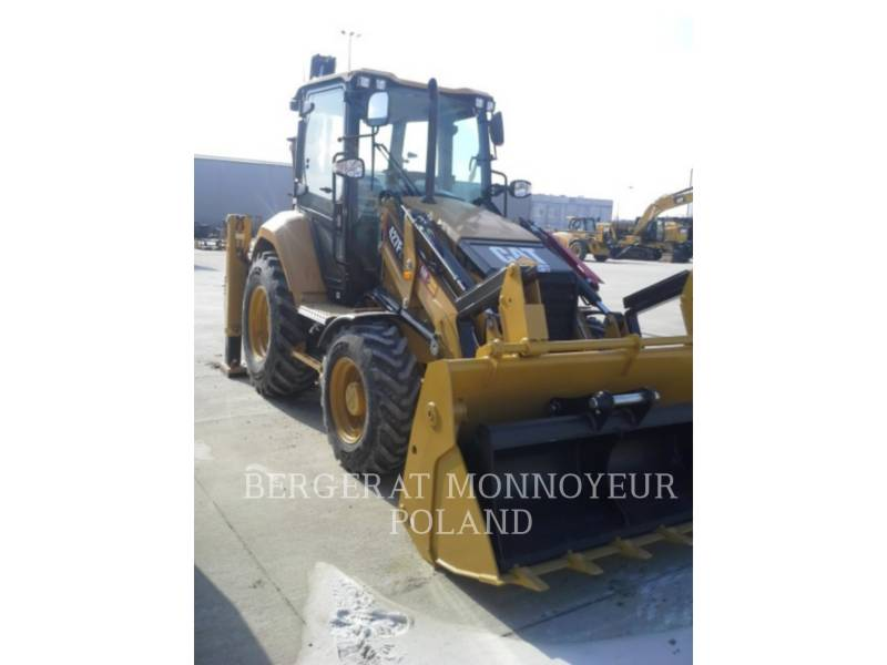 CATERPILLAR BACKHOE LOADERS 427F2 equipment  photo 1