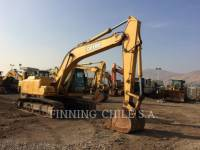 Equipment photo JOHN DEERE 200C LC TRACK EXCAVATORS 1