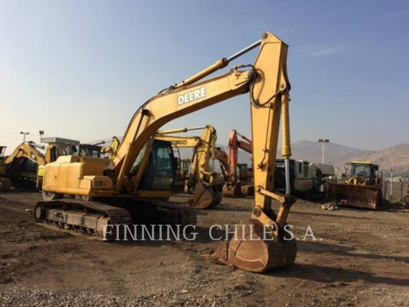 JOHN DEERE TRACK EXCAVATORS 200C LC equipment  photo 1