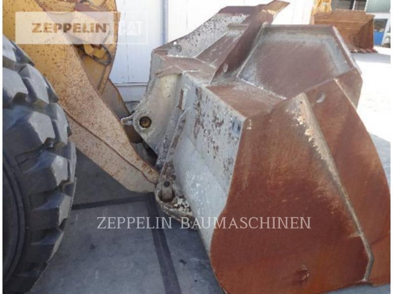 CATERPILLAR WIELLADERS/GEÏNTEGREERDE GEREEDSCHAPSDRAGERS 966H equipment  photo 8