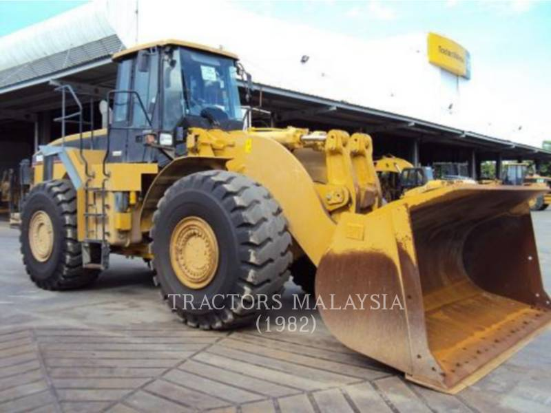 CATERPILLAR CARGADORES DE RUEDAS 980G equipment  photo 2