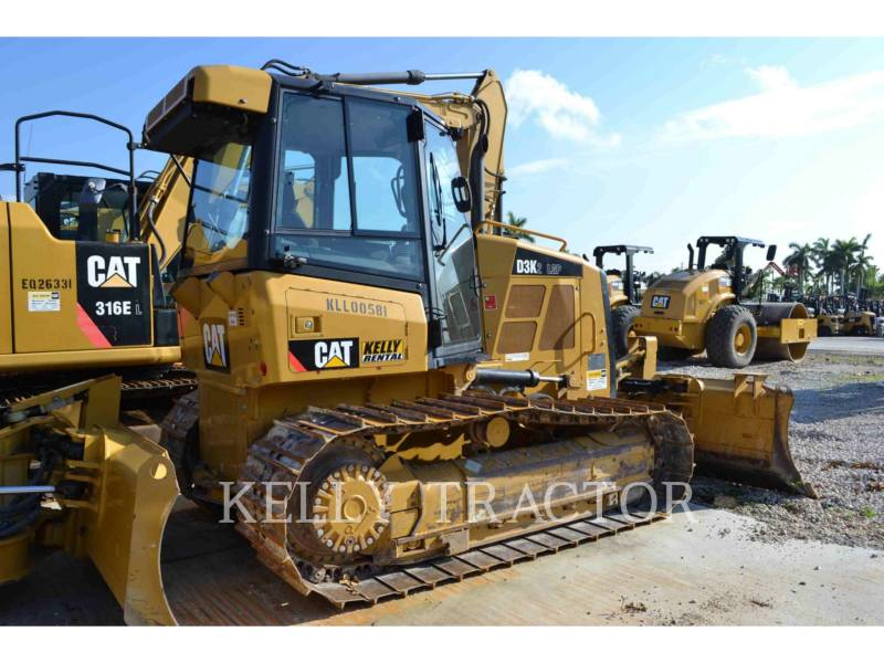 CATERPILLAR TRACTORES DE CADENAS D3K2LGP equipment  photo 4