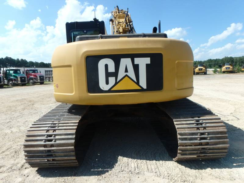 CATERPILLAR TRACK EXCAVATORS 320DLRR equipment  photo 3