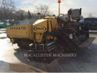 WEILER ASPHALT PAVERS P385 equipment  photo 5