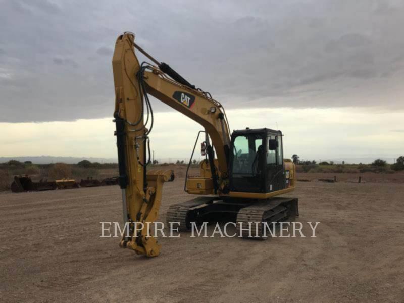 CATERPILLAR TRACK EXCAVATORS 313FLGC equipment  photo 1