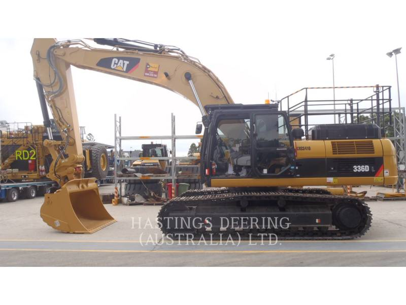 CATERPILLAR トラック油圧ショベル 336DL equipment  photo 1
