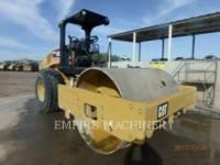 Equipment photo CATERPILLAR CS54B VIBRATORY SINGLE DRUM SMOOTH 1
