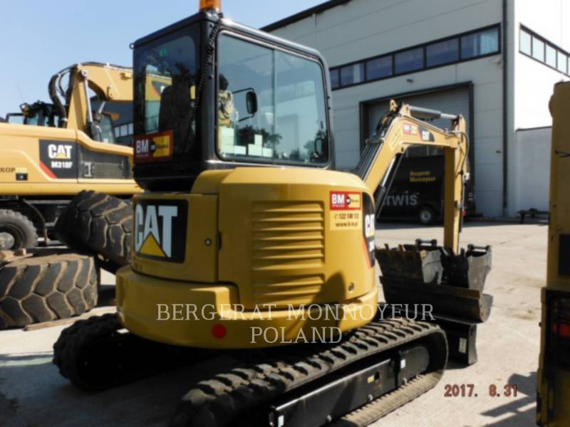 CATERPILLAR トラック油圧ショベル 304ECR equipment  photo 4