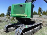Equipment photo JOHN DEERE 759J MACHINE FORESTIERE 1