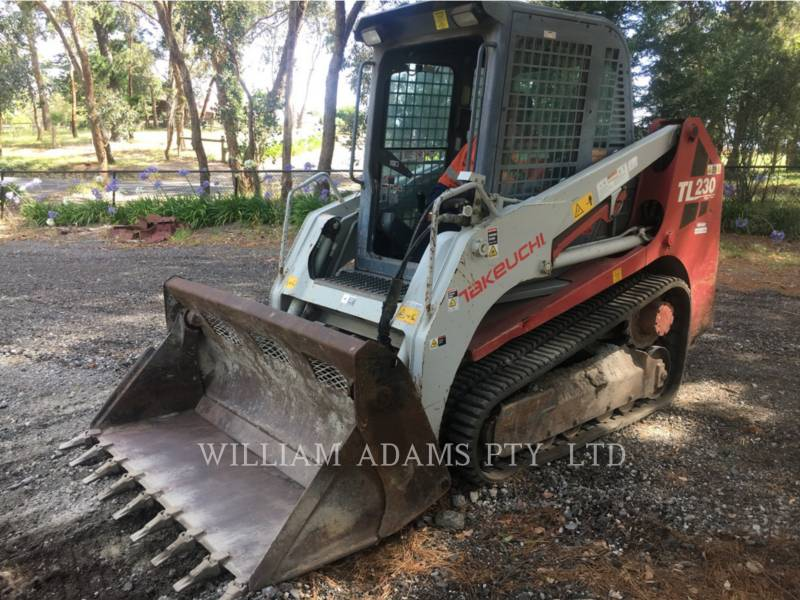 TAKEUCHI MFG. CO. LTD. MULTI TERRAIN LOADERS TL230 equipment  photo 3