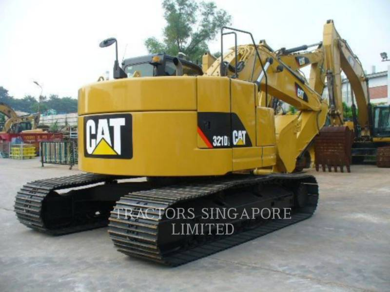 Caterpillar EXCAVATOARE PE ŞENILE 321DLCR equipment  photo 4