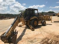 CATERPILLAR BACKHOE LOADERS 416E/4MT equipment  photo 6