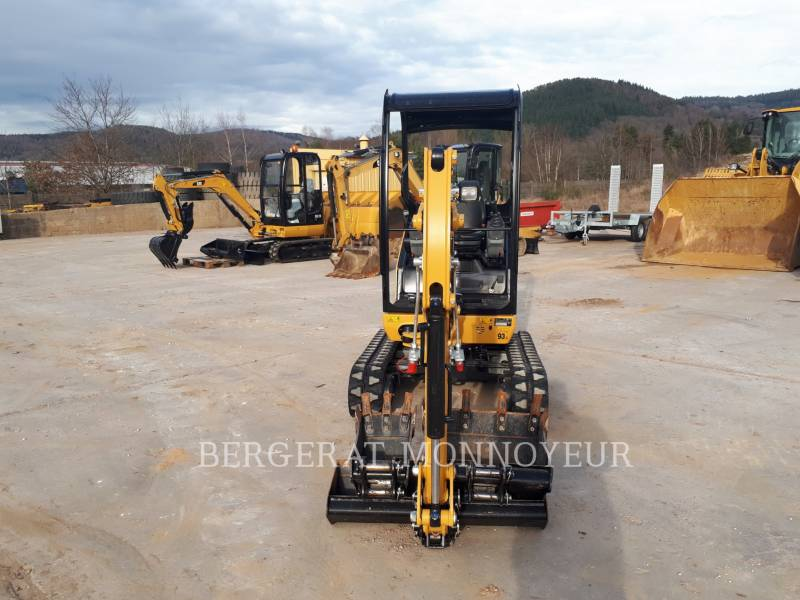 CATERPILLAR KETTEN-HYDRAULIKBAGGER 301.7D equipment  photo 1