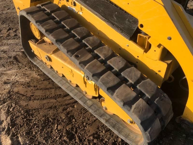 CATERPILLAR CHARGEURS TOUT TERRAIN 299 D 2 XHP equipment  photo 13