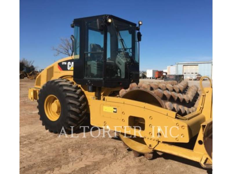 CATERPILLAR COMPACTADORES DE SUELOS CP56 equipment  photo 2