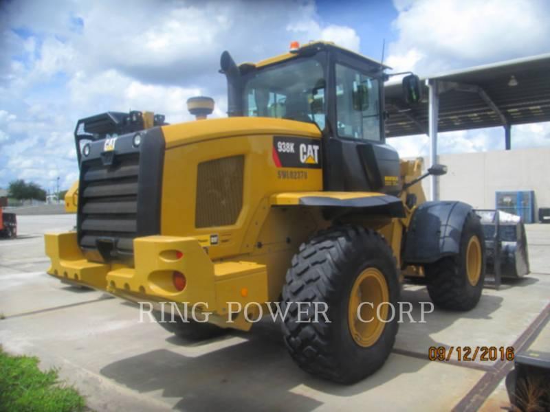 CATERPILLAR RADLADER/INDUSTRIE-RADLADER 938KQC equipment  photo 3