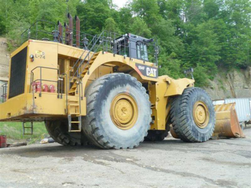 CATERPILLAR WHEEL LOADERS/INTEGRATED TOOLCARRIERS 994F equipment  photo 22